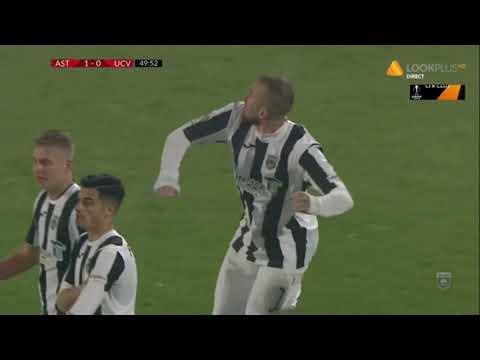 FC Astra Giurgiu 1-0 CS Clubul Sportiv Universitat...