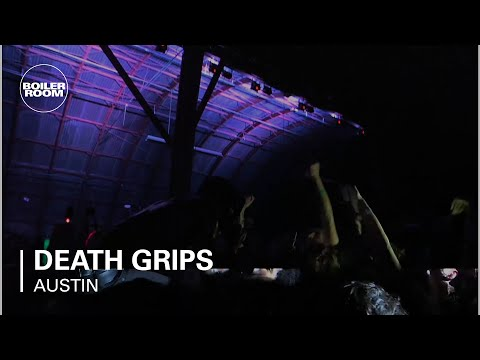 Death Grips - Boiler Room SXSW Set