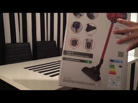 Quick Unboxing Clatronic BS1306 Vacuum Cleaner
