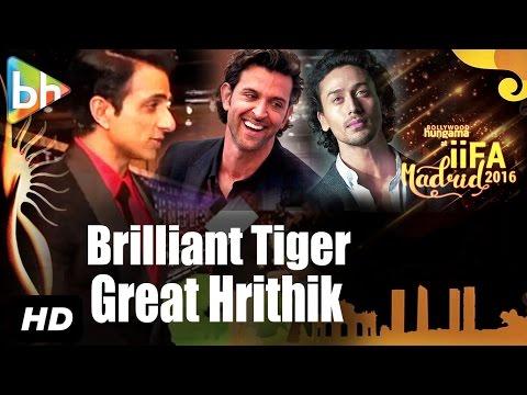 """""""Tiger Shroff Was Brilliant; Hrithik Roshan Was"""