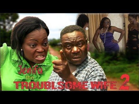 JENIFA THE TROUBLESOME WIFE PART 2-TRENDING MOVIE COMEDY