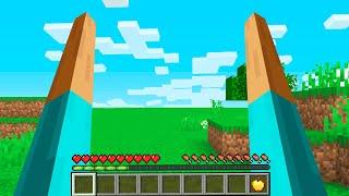 MINECRAFT MA LA MANO È LUNGHISSIMA - Minecraft ITA