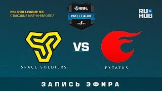Space Soldiers vs eXtatus - ESL Pro League - map2 - part1 - de_inferno [CrystalMay]