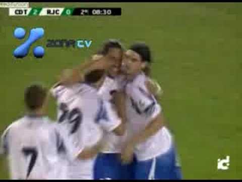 Golazo de Luna, Tenerife 3 - 0 Roda
