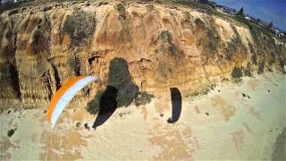 Seaford Australia  city pictures gallery : Paragliding Seaford Beach, South Australia, Touch n Go