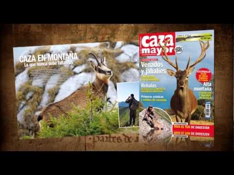 Revistas Federcaza y Caza Mayor de noviembre ¡Ya en tu quiosco!