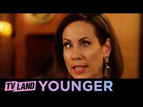 'Do It Cross-Eyed' Ep.9 #Fail Part 1 | Younger (Season 5) Outtakes | TV Land