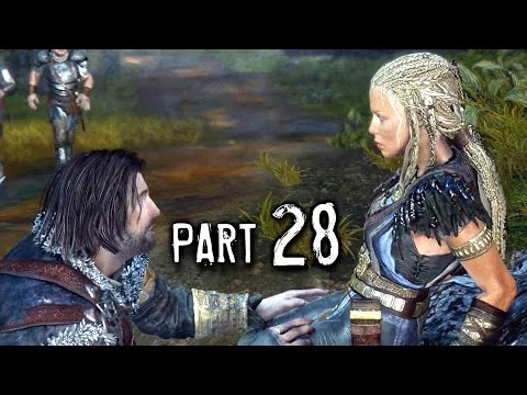 Earth - Middle Earth Shadow of Mordor Walkthrough Gameplay Part 28 includes Mission 23: The Rescue and a Review of the Story for PS4, Xbox One, PS3, Xbox 360 and PC in 1080p HD. This Middle Earth ...