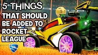 5 THINGS PSYONIX SHOULD ADD TO ROCKET LEAGUE (Painted Windshield, New Game Modes, & More!!)Here is the link where you can buy items on Rocket League on all platforms! Make sure to use promo code SAVAGE if you make a purchase!https://goo.gl/PkNWvQMake sure to thumbs up and subscribe for more streams, videos, and giveaways! :DSUBSCRIBE -- https://goo.gl/whS19zTwitter: https://twitter.com/SavagePlanet_RLIf you want to help the stream out, you can donate here :) https://youtube.streamlabs.com/savageplanetCHECK OUT MY PREVIOUS VIDEOS:Playing As Spiderman On Rocket League -- https://goo.gl/RvPZKvTop 5 Overdrive Crate Openings (Painted Exotics Edition) -- https://goo.gl/mzgJjxSix New Painted Cars Coming To Rocket League -- https://goo.gl/djELnXCrate Wars vs. Jakrs -- https://goo.gl/EhK3QKBiggest Donation on Rocket League Part 3 -- https://goo.gl/TWgxr8Painted Octane Coming To Rocket League -- https://goo.gl/qyymTqTop 5 Overdrive Crate Openings! Painted Animus Edition -- https://goo.gl/XCQYvETop 5 Overdrive Crate Openings! Painted Centio Edition -- https://goo.gl/jY1XZ2Top 5 Overdrive Crate Openings! Goal Explosions Edition -- https://goo.gl/xiJT7fOverdrive Crate Trading Guide -- https://goo.gl/3Y6vnoTop Overdrive Crate Openings Ever -- https://goo.gl/svm18ALuckiest Overdrive Crate Opening -- https://goo.gl/AVoSyuBest Overdrive Crate Opening -- https://goo.gl/DwEXZ5Full Overdrive Crate Update Stream -- https://goo.gl/yFgWKDEarly Look at Overdrive Crate -- https://goo.gl/jDYGQSBest Trade Ups on Rocket League -- https://goo.gl/FC2dahPlaying As America On Rocket League -- https://goo.gl/ce92fWFourth Mystery Goal Explosion on Rocket League -- https://goo.gl/bsU2yZBiggest Donation on Rocket League Part 2 -- https://goo.gl/54a8E5Playing Rocket League as a Minion -- https://goo.gl/gEzvcePing Pong Mode On Rocket League -- https://goo.gl/AFWr5BNew Secret Items Coming to Rocket League -- https://goo.gl/oGsdRcTop 5 Nitro Crate Trade-Ups (Painted Dracos) -- https://goo.gl/J112BjFidget 