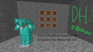 Video Como modificar suportes de armaduras no Minecraft 1.8 até 1.9.2 MP3, 3GP, MP4, WEBM, AVI, FLV Mei 2019