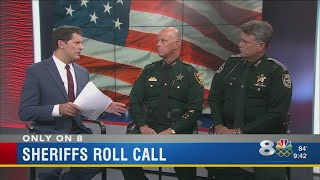 Sheriffs roll call