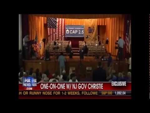 ChrisChristieVideos - For about a year, people have been asking New Jersey Governor Chris Christie if he will run for President. He has in no uncertain terms stated that he is NOT...