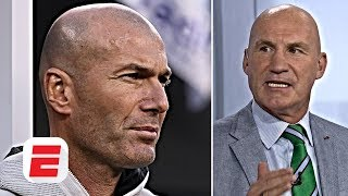 Zinedine Zidane won't last more than a couple of months at Real Madrid – Stewart Robson | La Liga