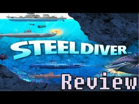 preview-Steel Diver (3DS) Review (Kwings)