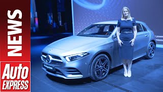 New 2020 Mercedes A250e - premium hatchback gets plug-in tech for 2020 by Auto Express