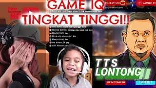 Video GAME TTS CAK LONTONG TREND 2017 - IQ TINGKAT TINGGI! MP3, 3GP, MP4, WEBM, AVI, FLV Desember 2017