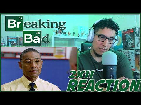 WELCOME TO THE SH** SHOW, GUS! | Breaking Bad 2x11 REACTION | Season 2 Episode 11
