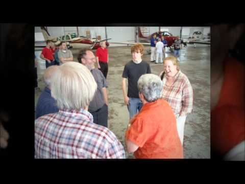 30 Years Of Service – Great Employees at Wells Aircraft, Hutchinson, Kansas