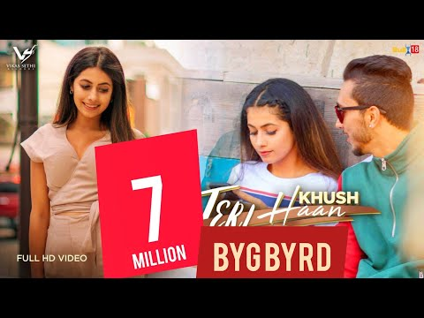 Teri Haan - Official Music Video | Khush | BYG BYRD | VS Records