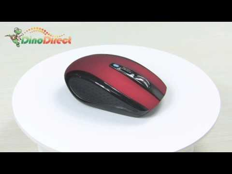 Wireless Bluetooth mouse (No receiver needed)
