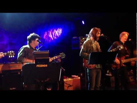 GDTRFB -Phil Lesh, Chris Robinson, Mark Karan, Tim Bluhm, Jeff Chimenti, Grahame Lesh, Jaz Sawyer