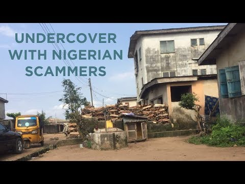 Undercover with Nigerian Scammers | A Scam Story #7