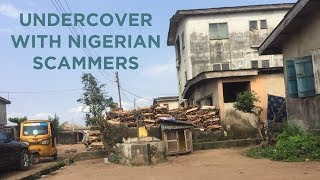 Video Undercover with Nigerian Scammers   A Scam Story #7 MP3, 3GP, MP4, WEBM, AVI, FLV Desember 2018