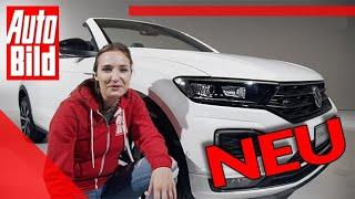 VW T-Roc Cabrio (2020): Kuriositäten - Neuvorstellung - Infos by Auto Bild