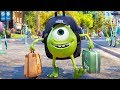 Monsters University - The Movie Game - Disney Infinity - Part 01
