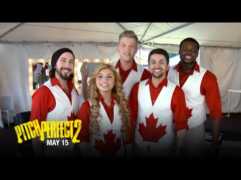 Pitch Perfect 2 (Featurette 'The Real a Cappella: Pentatonix')
