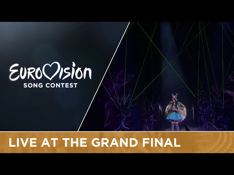 Jamie-Lee - Ghost (Germany) at the of the Grand Final 2016 Eurovision Song Contest