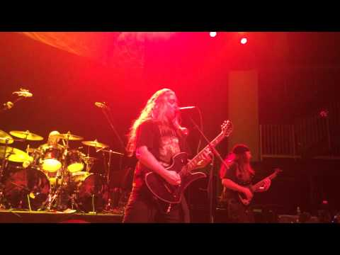Incantation - Dirges of Elysium and Debauchery - live at Maryland Deathfest 2014 (Friday Ram's Head)
