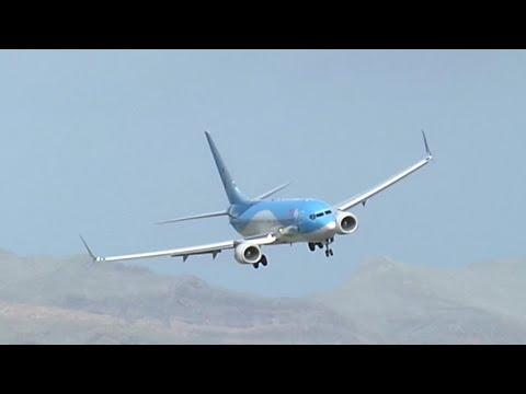 Piloto evita milagrosamente un accidente durante el aterrizaje