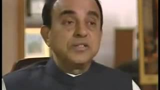 Dr. Subramanian Swamy Talks About Islam, Secularism And Reservation In India