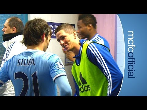 tunnel - CityTV cameras take you where no one else can, inside the tunnel at The Etihad Stadium as City knocked Chelsea out of the FA Cup. Subscribe for FREE and neve...