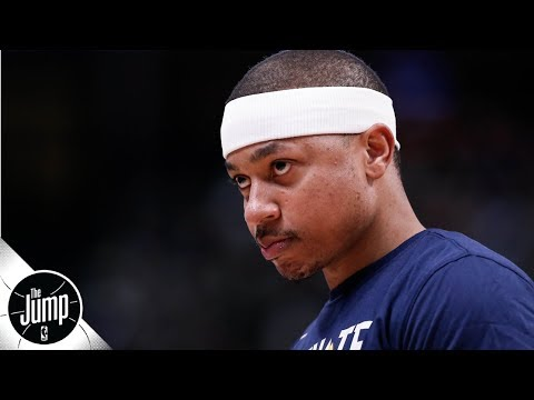 Video: Isaiah Thomas to the Wizards: Good move or bad move? | The Jump