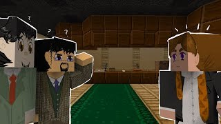 Boris Shows Up?! Minecraft BENDY AND THE INK MACHINE (Minecraft Roleplay)
