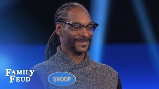 Video Snoop Dogg's CRAZY Fast Money! | Celebrity Family Feud | OUTTAKE MP3, 3GP, MP4, WEBM, AVI, FLV Juni 2018