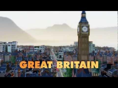 SimCity - trailer pro Deluxe edici (видео)