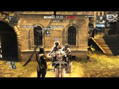 Assassins Creed Revelations - Escorte avec DF97Two & Kat [FR][HD]