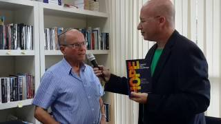 "The launch of Professor Yaakov Shoam's book ""Hope"""