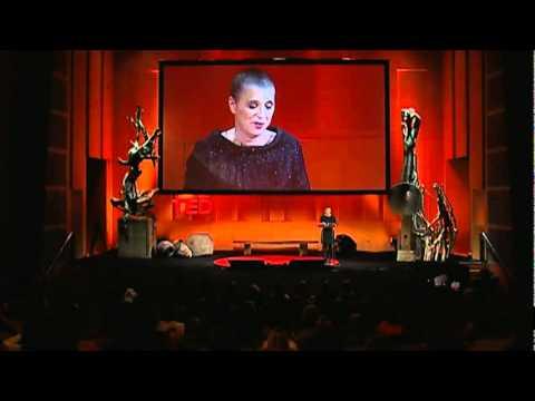 Eve Ensler: Suddenly, my body (видео)