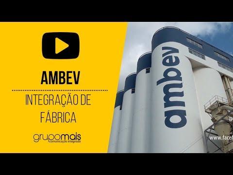 VT INTEGRAÇÃO DE FÁBRICA AMBEV JAGUARIÚNA - IMAGENS GRUA 9MTS