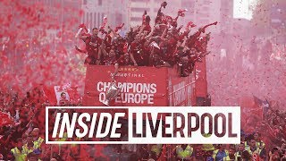 Video Inside Liverpool: Incredible scenes from the Champions League homecoming parade MP3, 3GP, MP4, WEBM, AVI, FLV Juli 2019