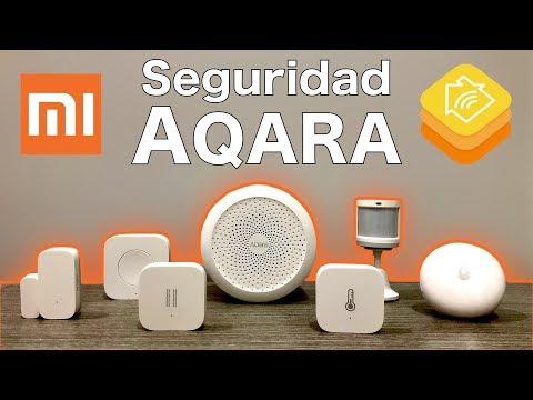 🚨 Kit de Seguridad AQARA - Review  | JMramirez