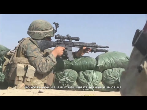 Rick Carter - SOLDIER (OFFICIAL MUSIC VIDEO)