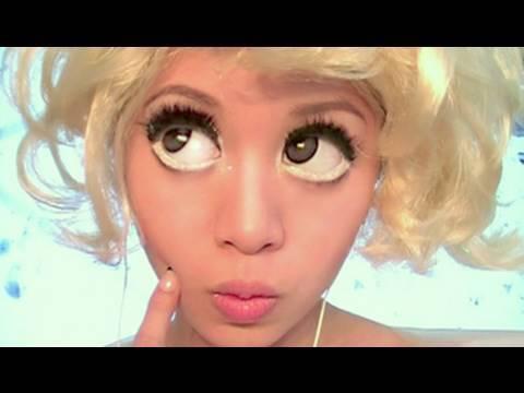 كيف تحصلين على عيون واسعة !!