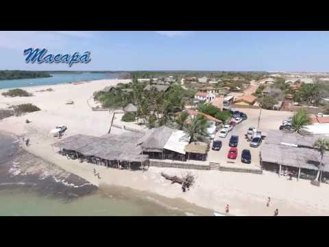 PARAÍSO! As lindas praias de Luis Correia no Piauí