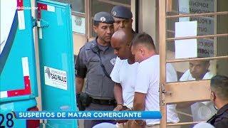 Acusados de matar empresário passam por audiência em Garça