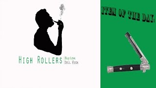 Police Might Mistake This for a Weapon! High Rollers #20 by